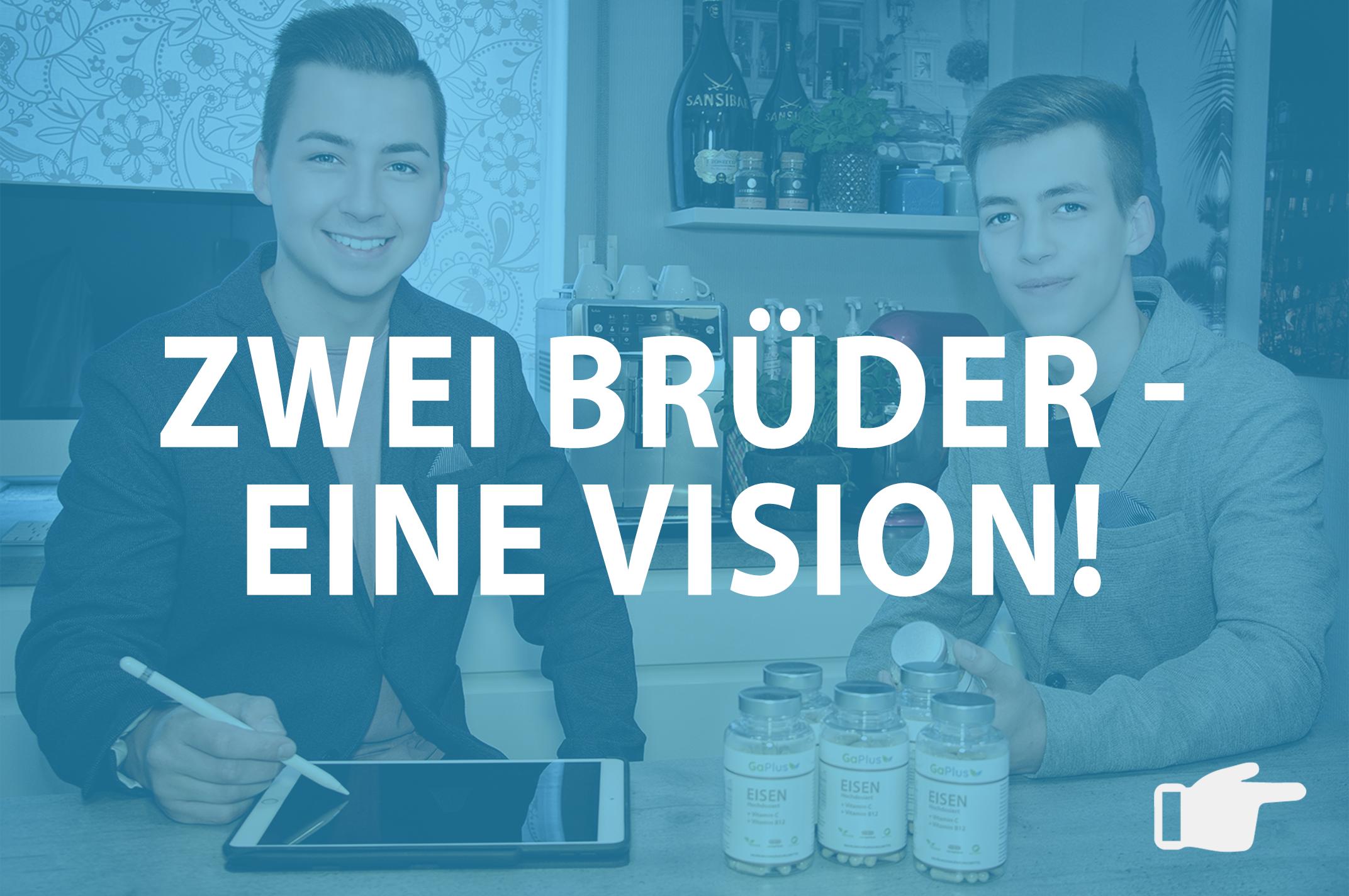 Artikel zwei Brüder - eine Vision