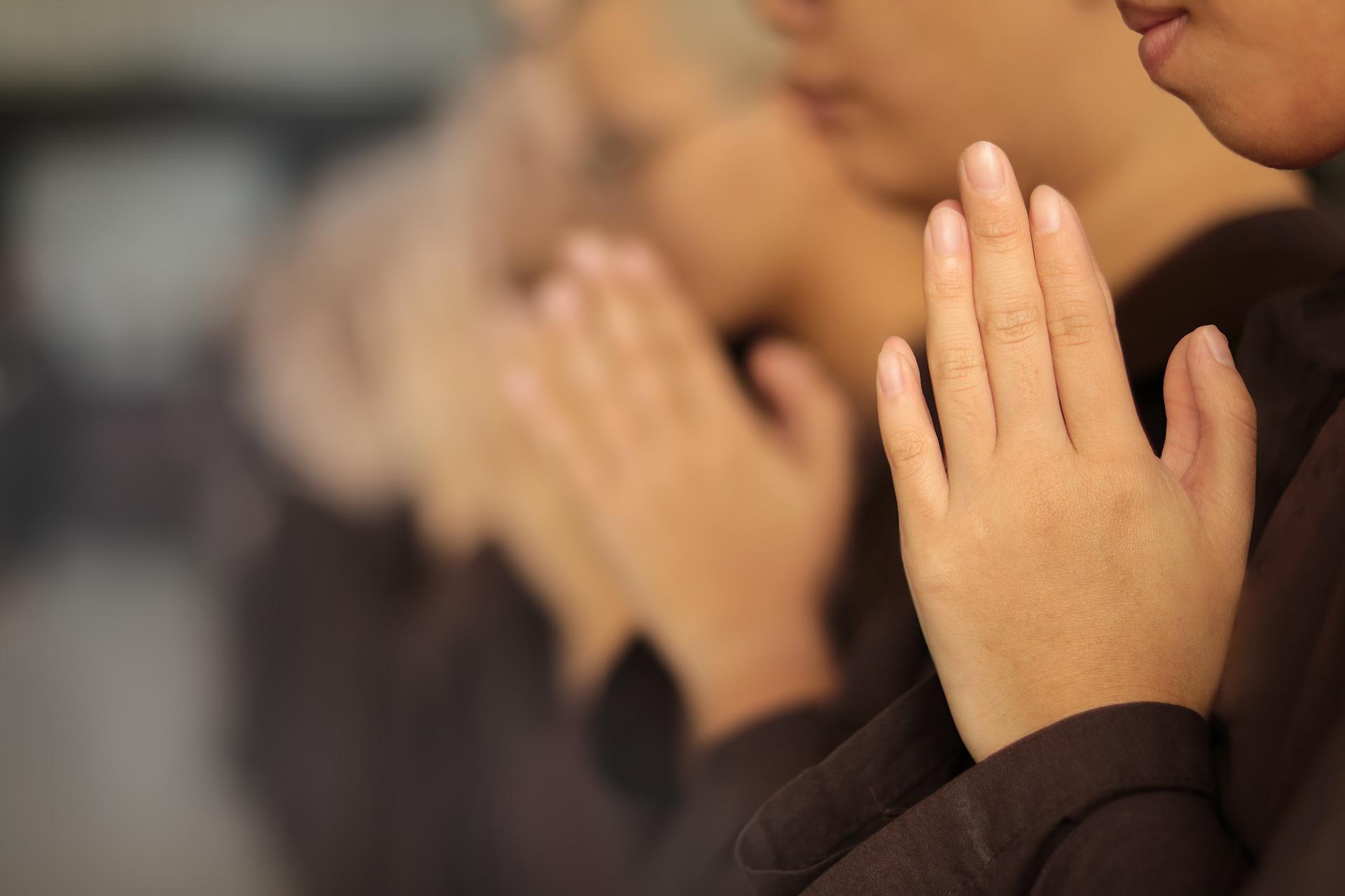 Gebetsheilung und Theta Healing