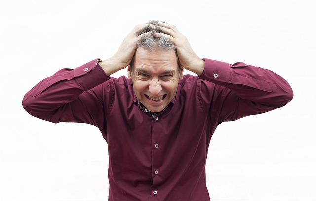 gewichtsverlust durch stressabbau