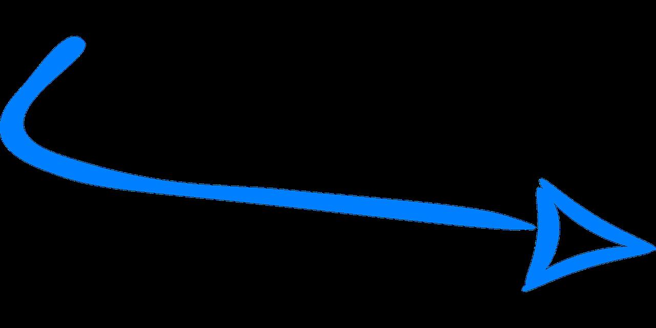 Pfeil zur Stoffwechsel-Formel