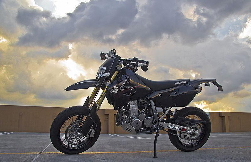A2 Motorrad - Suzuki drz 400 sm
