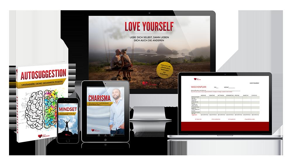 Selbstliebe / Liebe finden / eBook Selbstliebe