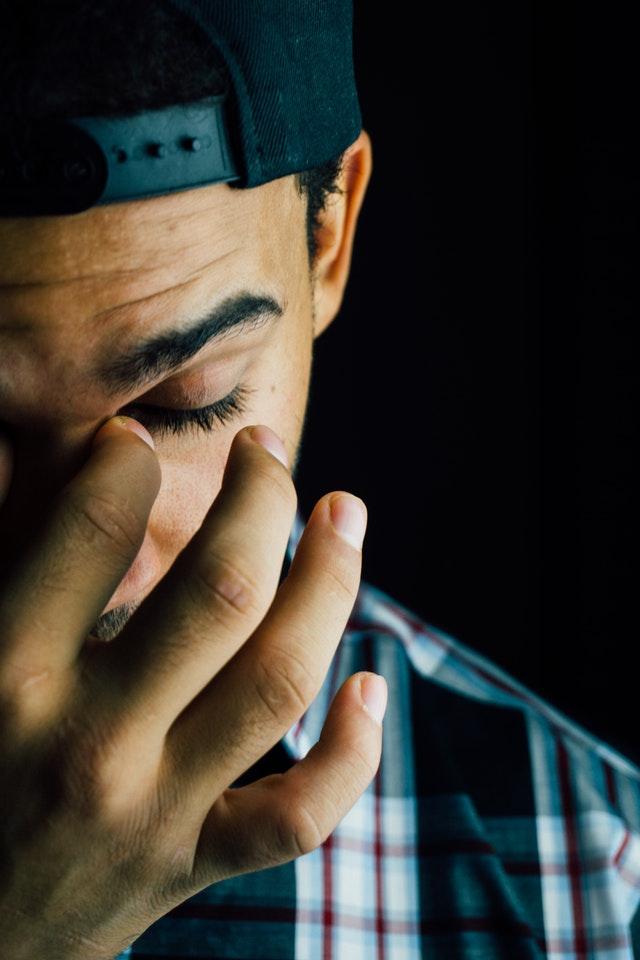 Einseitge Kopfschmerzen
