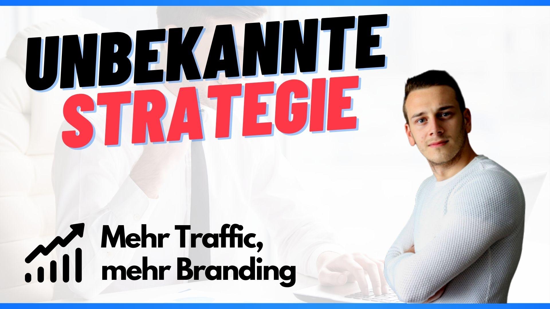 Kostenloser Traffic und Branding aufbauen