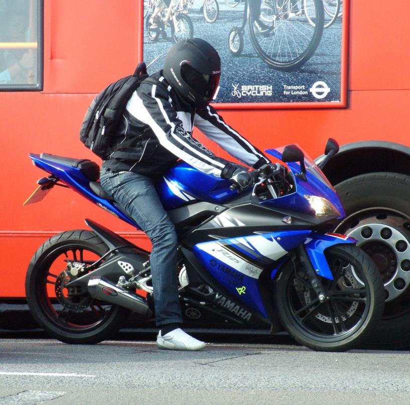 125er-Einsteigermotorrad
