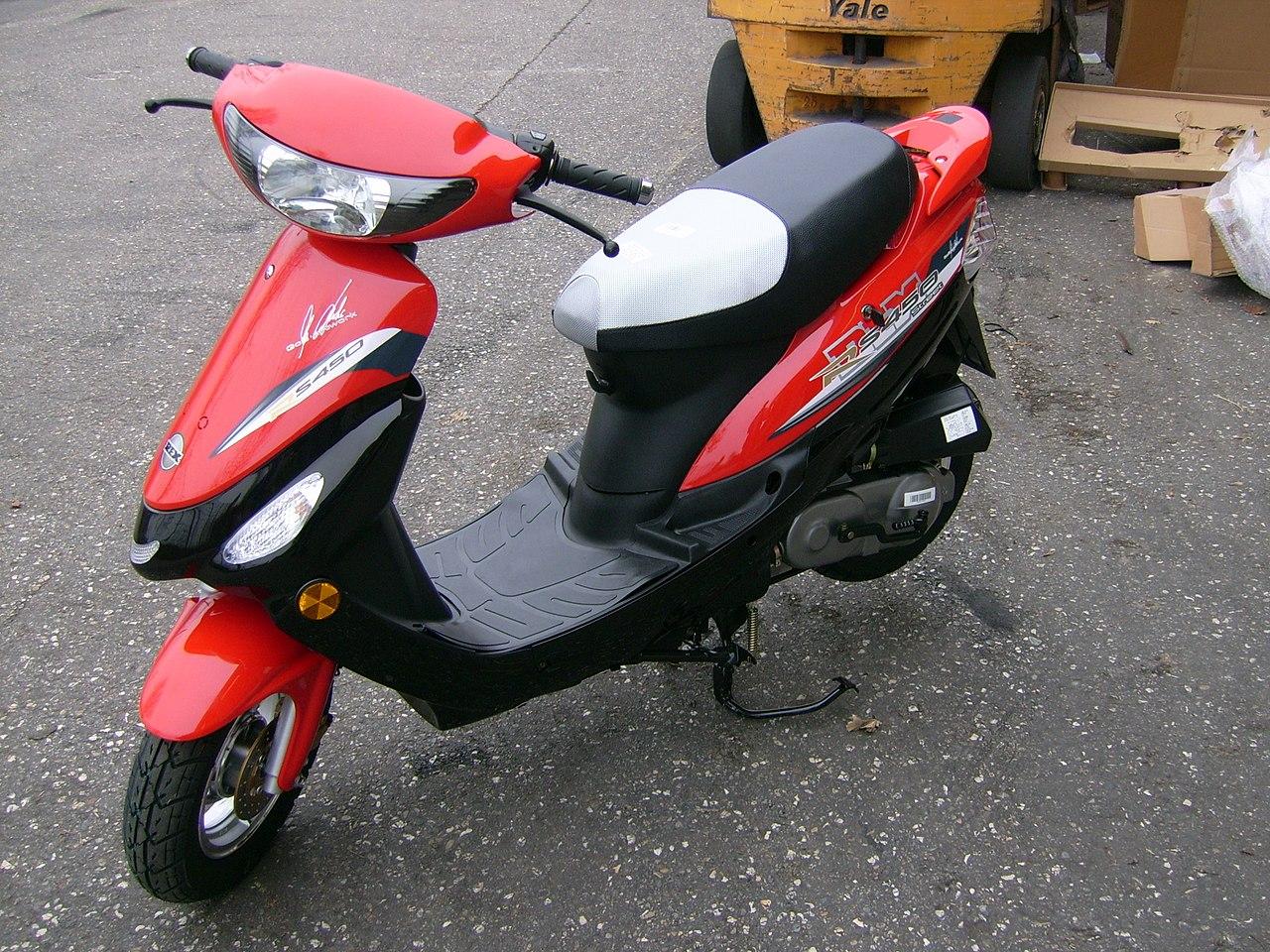50ccm Roller - Rex rs 450