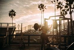 Sport und Bewegung für Gewichtsverlust