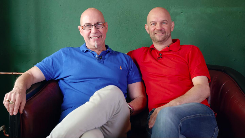 Steffen Zimpel und Roger Schneider von der Coach Tuning Akademie