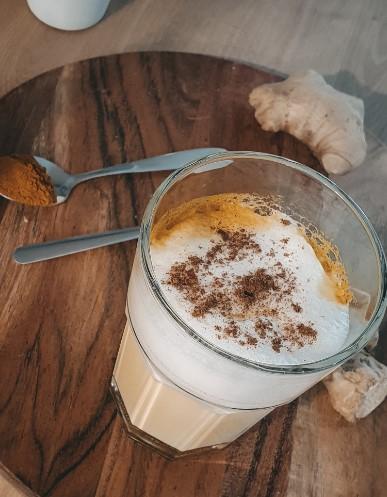 Goldene Milch Rezept – einfach selber machen!