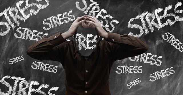 Stressarten bei Kopfschmerzen