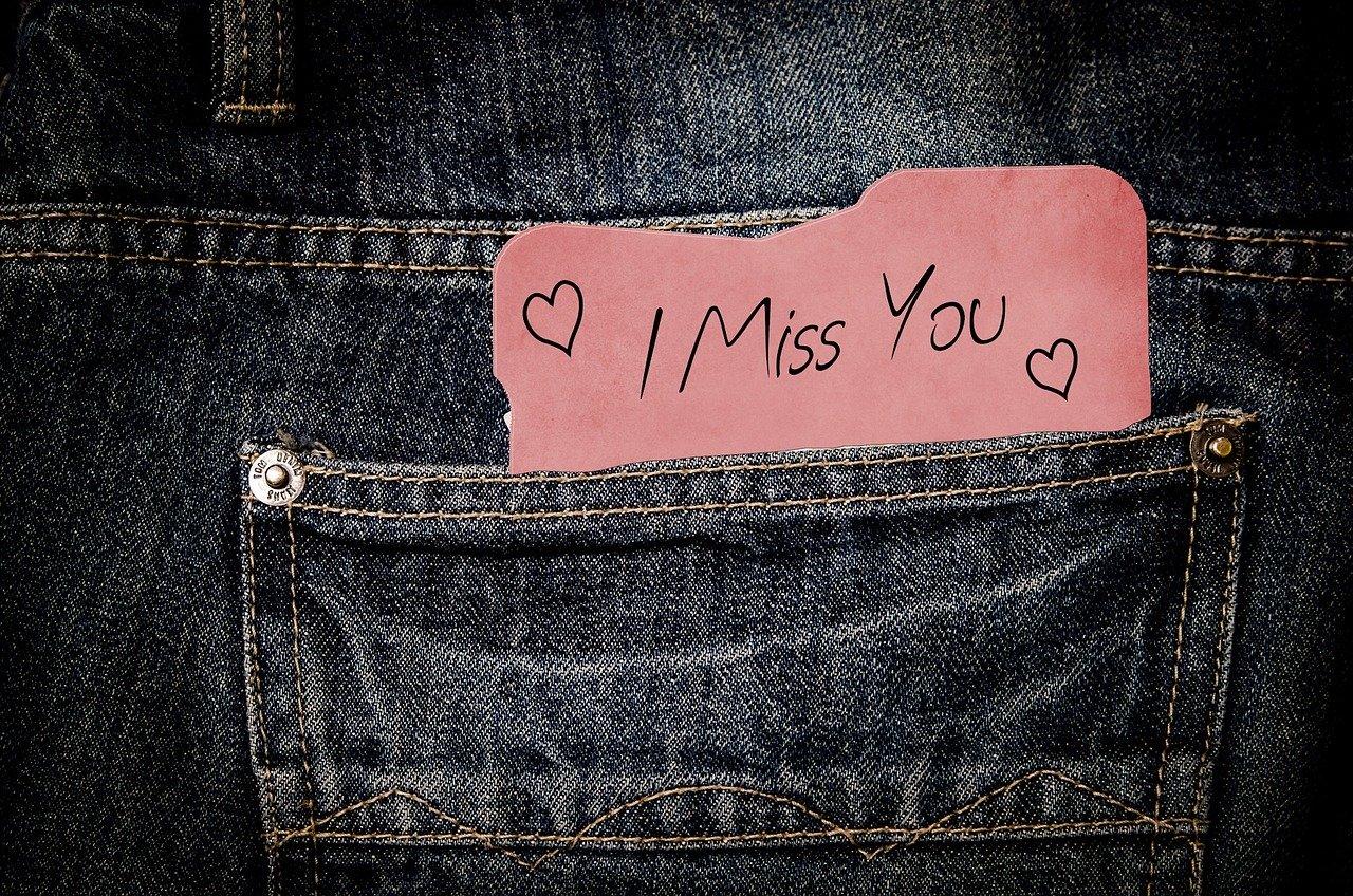 Ex vermisst mich will aber nicht zurück