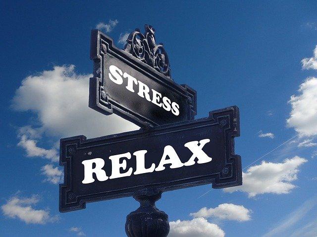 Streess und Entspannung