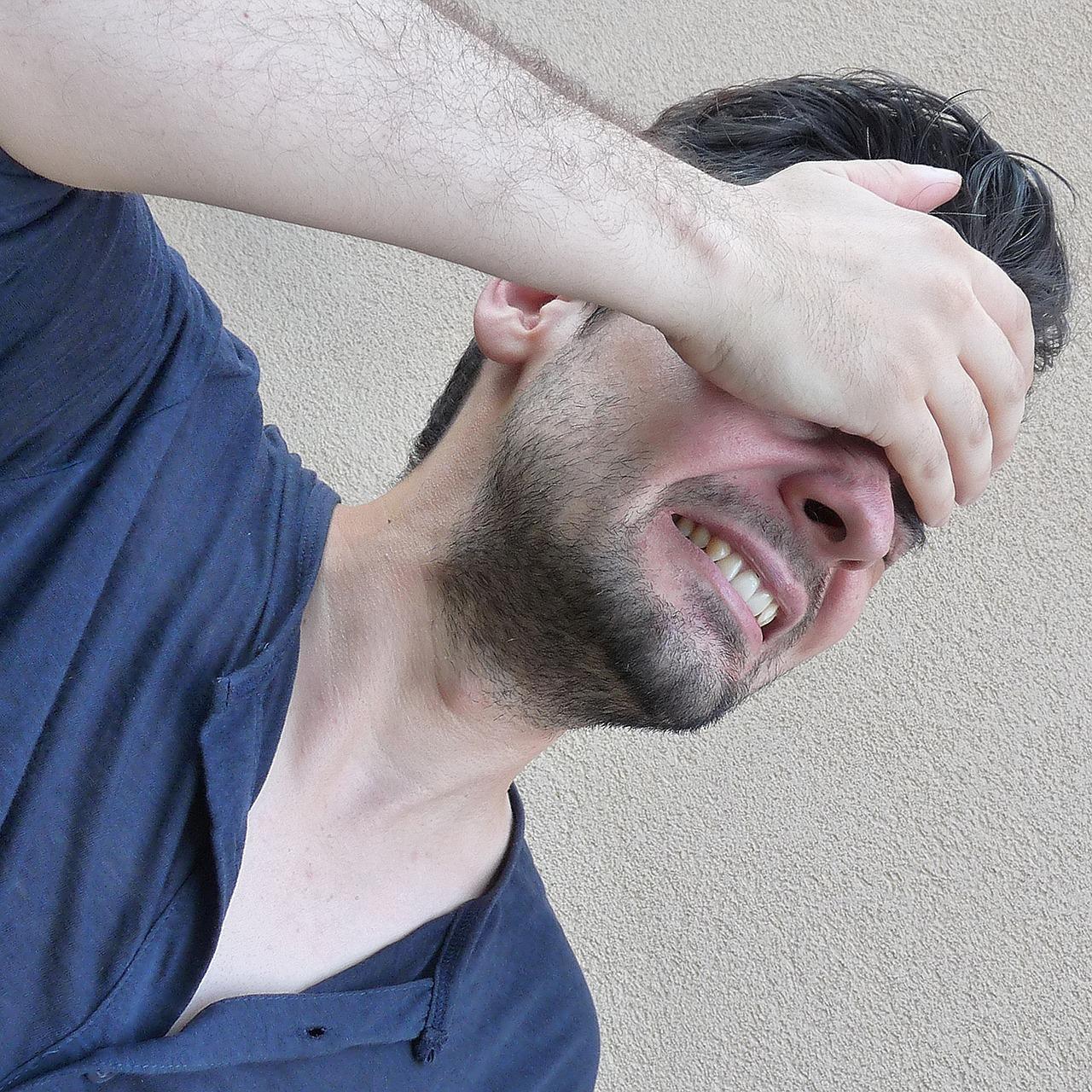 Druck auf den Augen durch Kopfschmerzen?