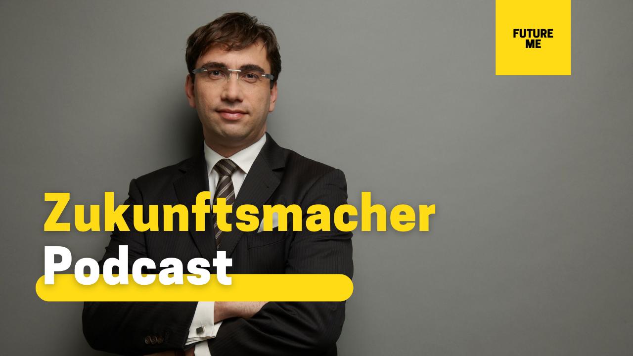 """Der """"Zukunftsmacher-Podcast"""""""