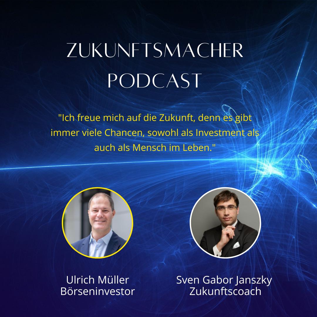 #051 Über Geld und Erfolg - Im Talk mit Ulrich Müller