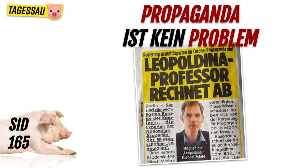 SID 165 - Propaganda ist kein Problem, Kinder retten vor der Klapse