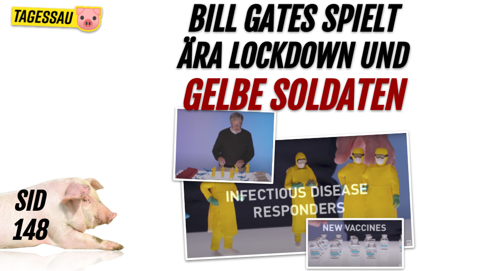 SID 148 - Die Ära Lockdown - gelbe Armee und Mega Diagnoseeinrichtung