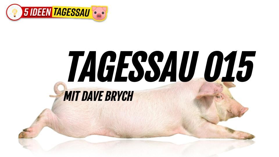 Saskia Esken, Angela Merkel und Mutter Teresa - TAGESSAU 015 #Satire
