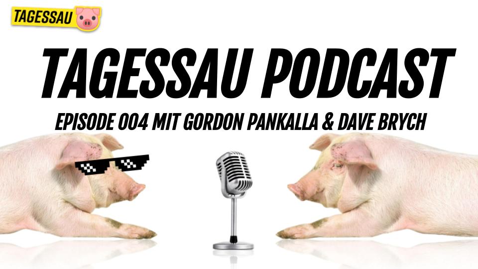 TGS 004 - Triage, Candy Crush, Pinguine und FFP2 - Podcast mit Gordon Pankalla & Dave Brych
