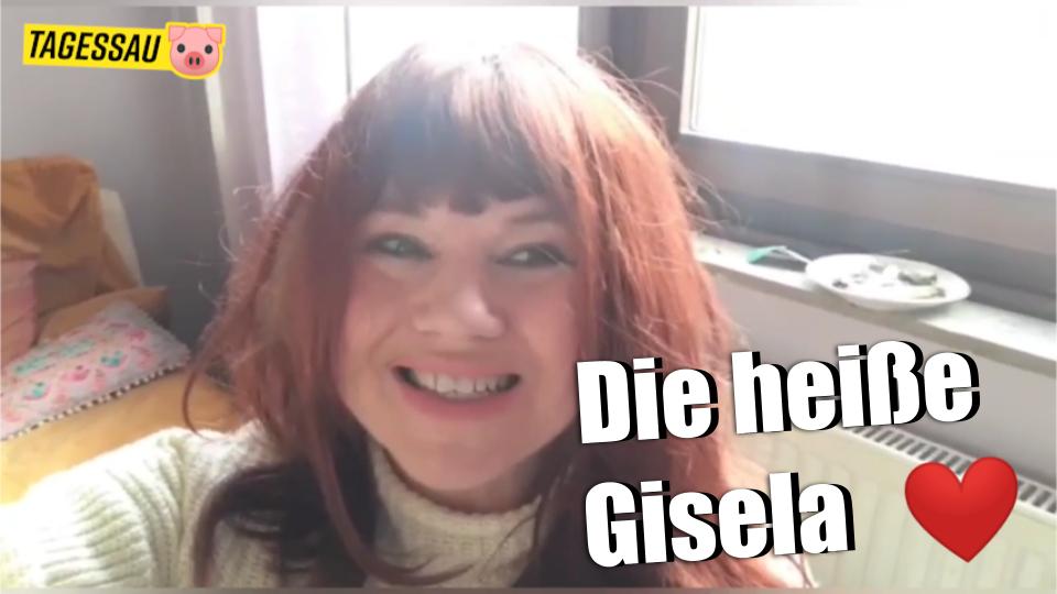 BLW 016 - BLOCKWART: Die heiße Gisela