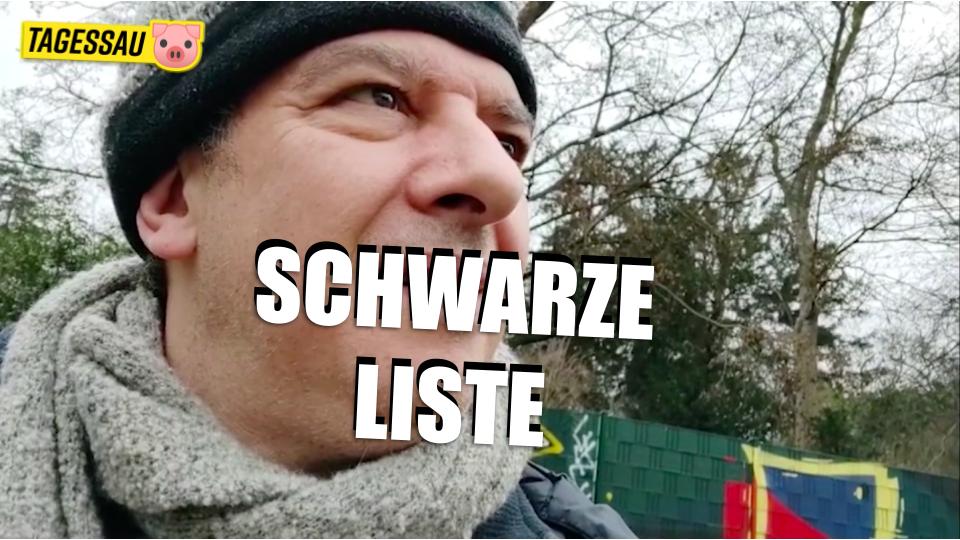 BLW 012 - BLOCKWART: Schwarze Liste