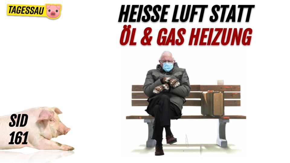 SID 161 - Grüne fordern heiße Luft statt Öl und Gas