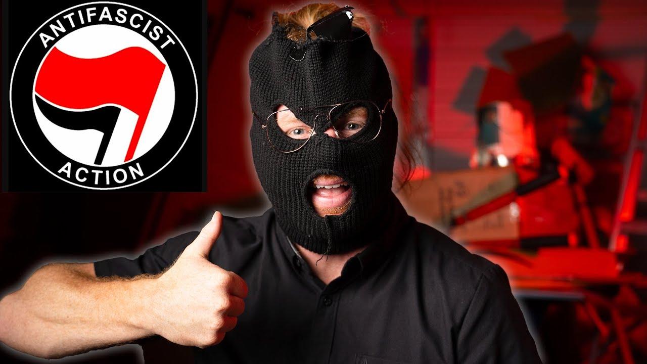 Antifa Academy - Werde Terrorist, aber klimaneutral!