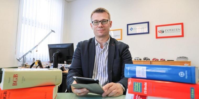 Sebastian Einbock - Rechtsanwalt und Datenschutzbeauftragter