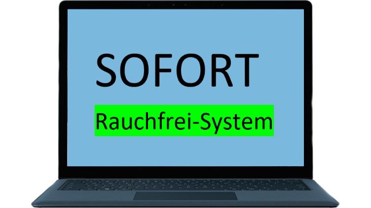 Sofort Rauchfrei System