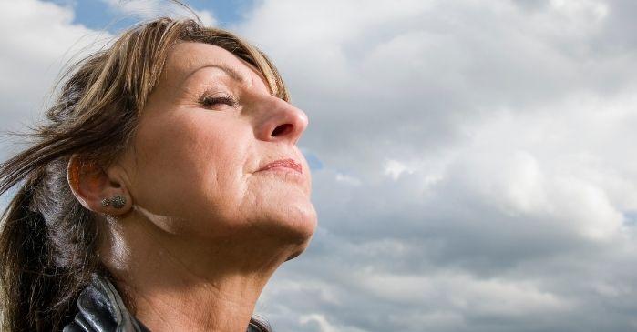Ursachen für trockene Augen Raumluft Luftverschmutzung
