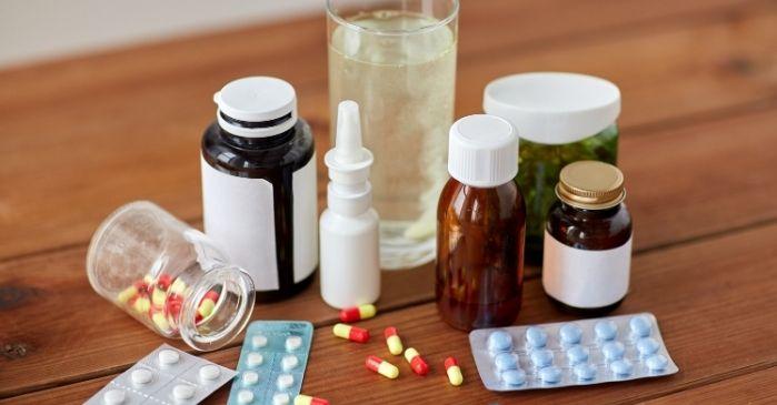 Arzneimittel und Medikamente als Ursache für trockene Augen