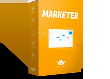 Peak Token IEO - Marketer