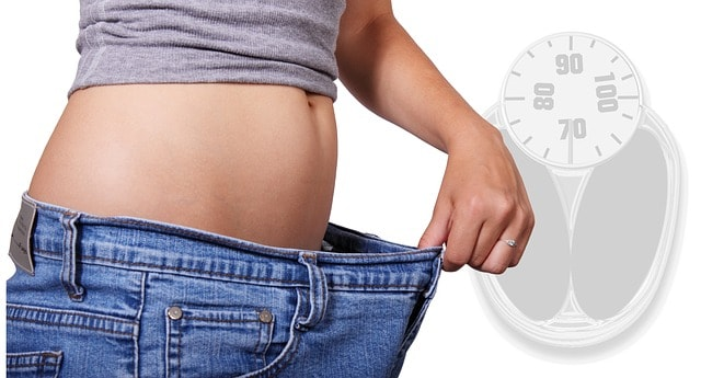 Abnehmen und Blutdruck senken