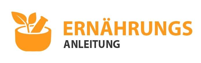 Logo von der Ernaehrungs Anleitung