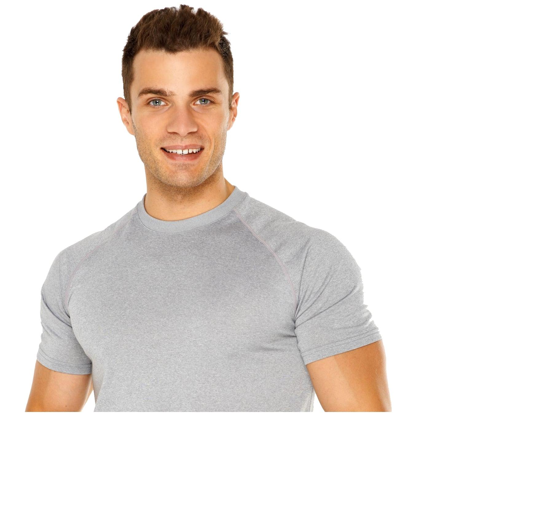 Sportlicher Mann gesunde Ernaehrung