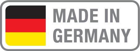 Flagge made in Germany