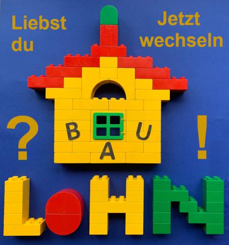 Baulohn - Symbolbild