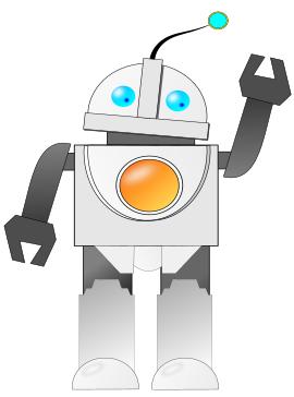 ClipArt Roboter