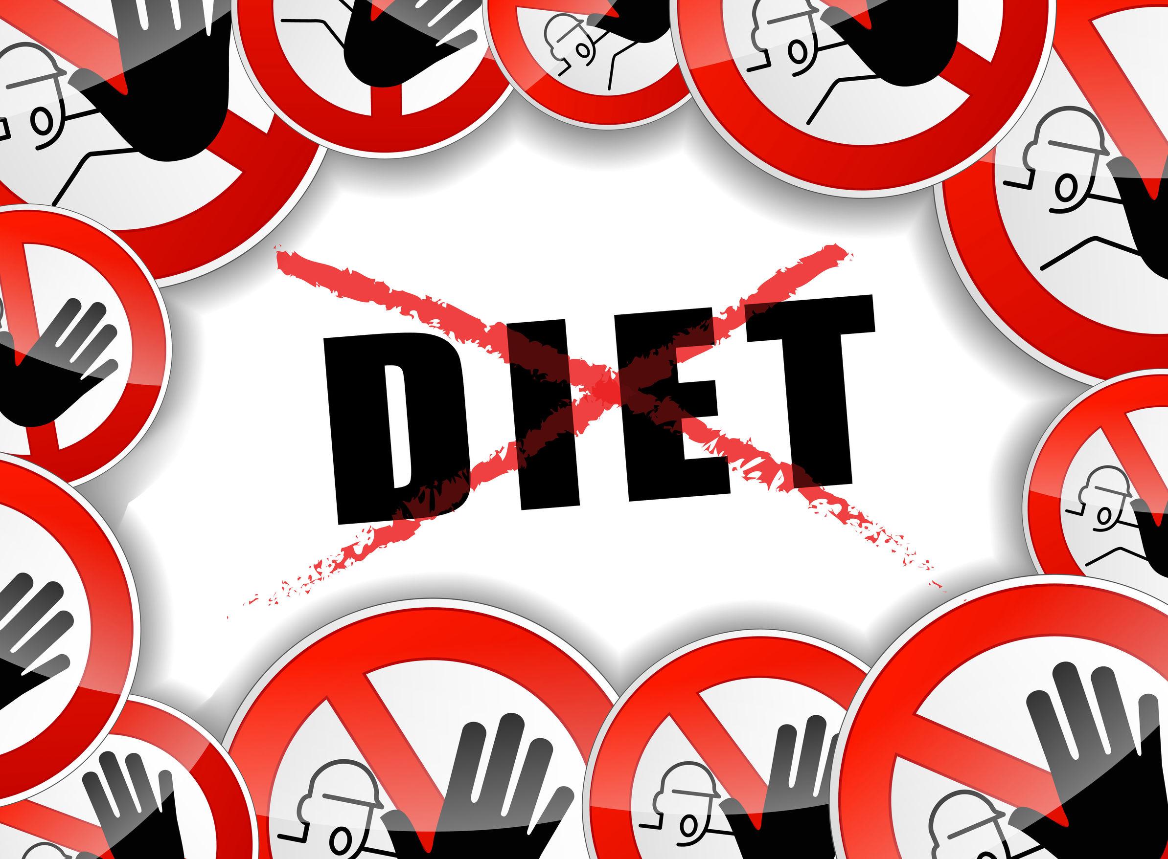 Stopp Diät!