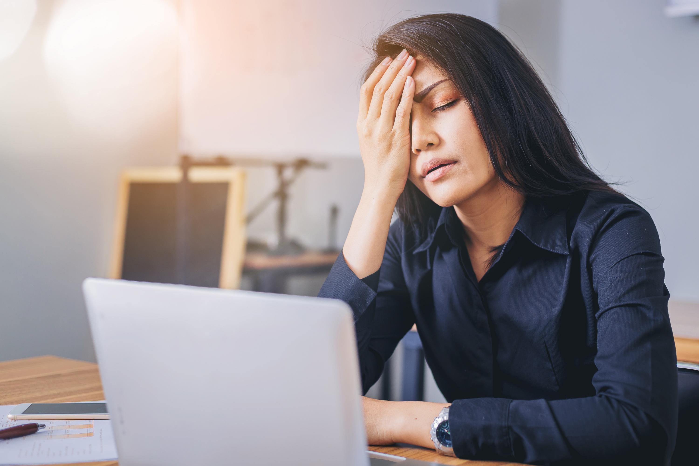 Spannungskopfschmerzen loswerden