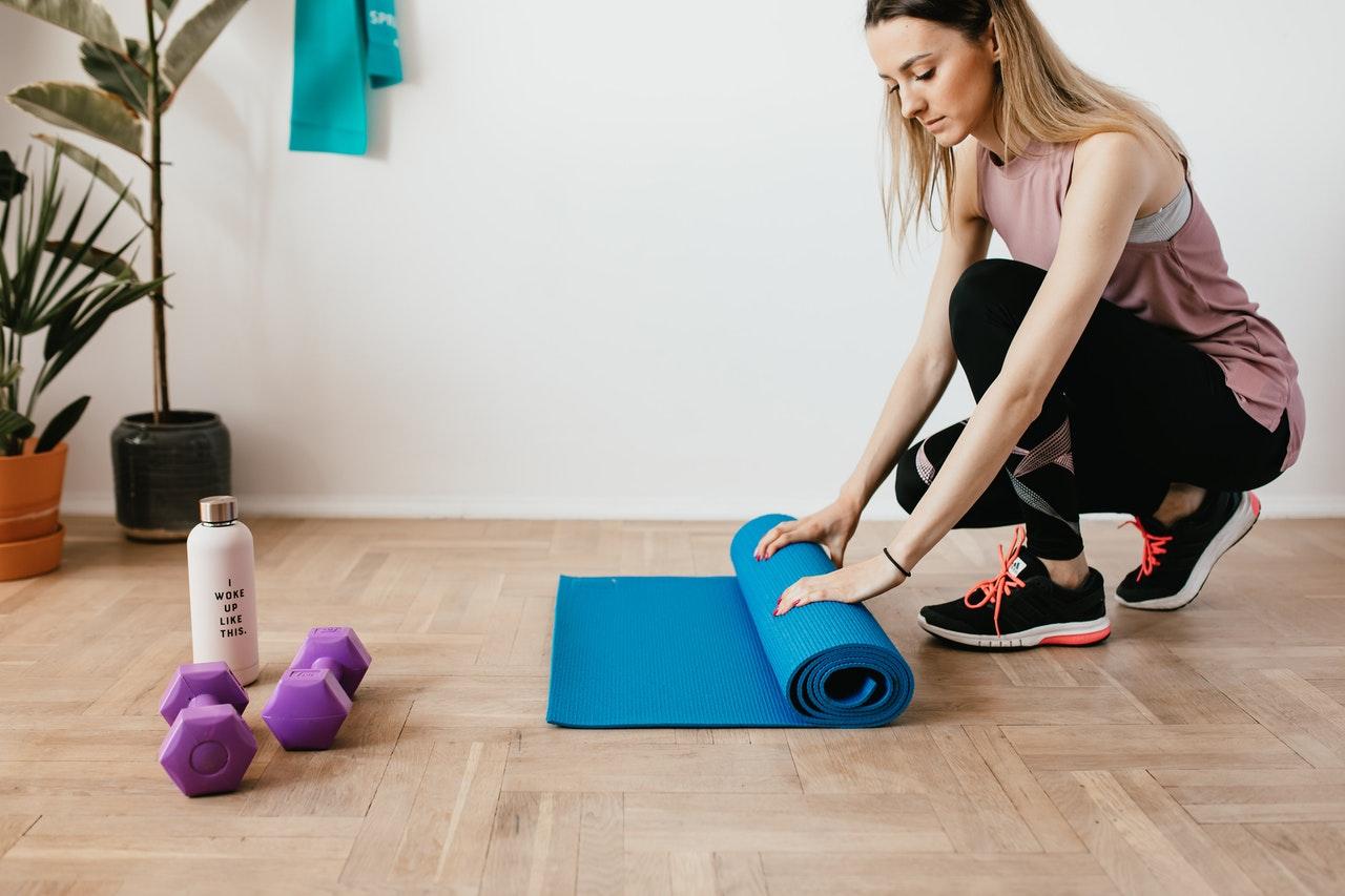 Welche Yogamatte passt am Besten zu mir?