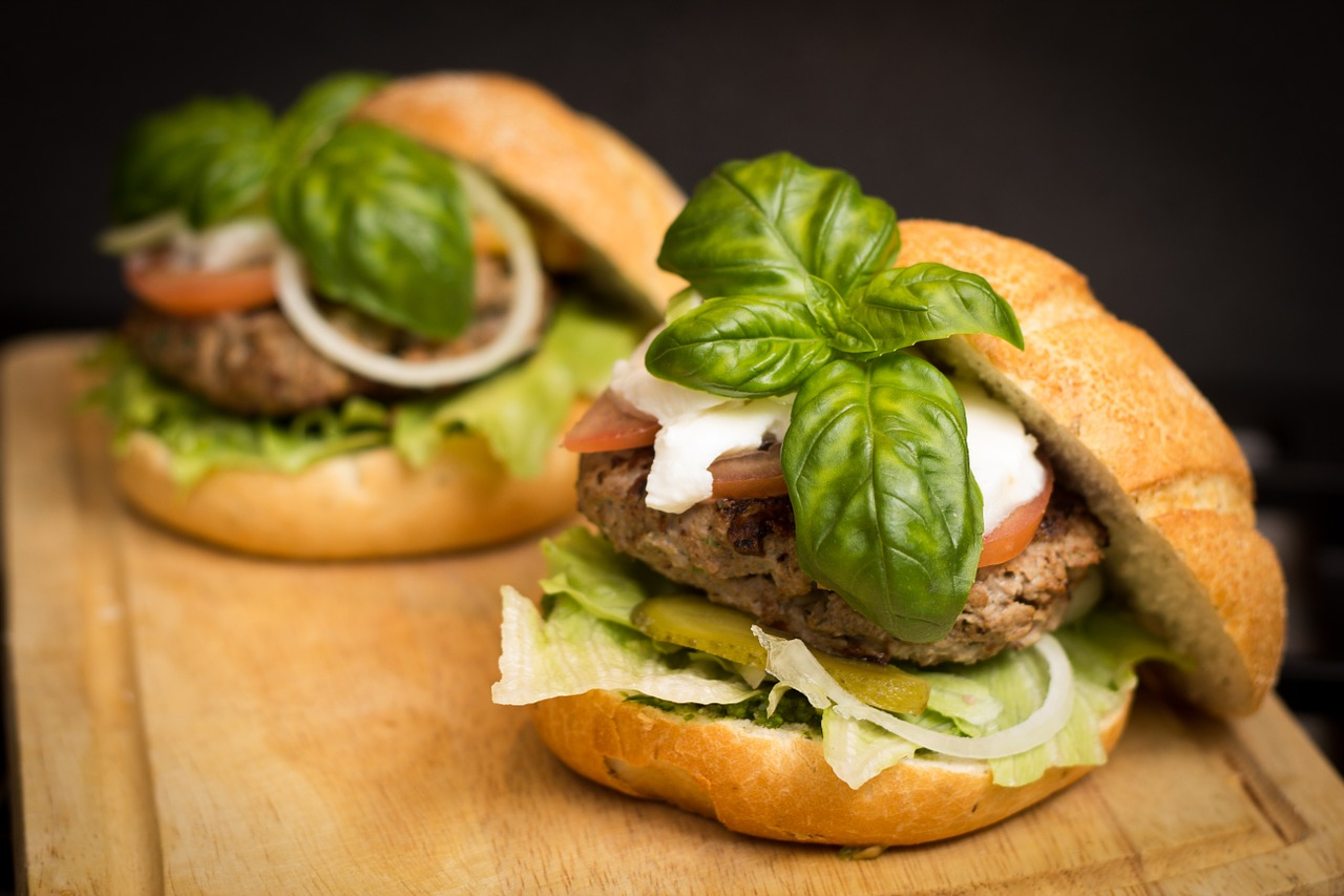2 Burger