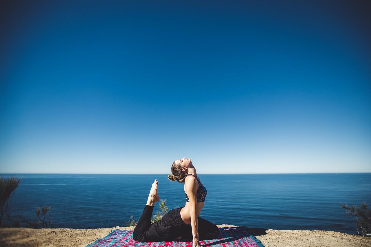 Erlerne die Kunst des Lebens als Yoga - Anfänger