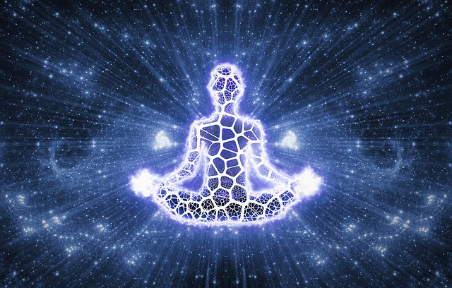 spirituelle Meditation