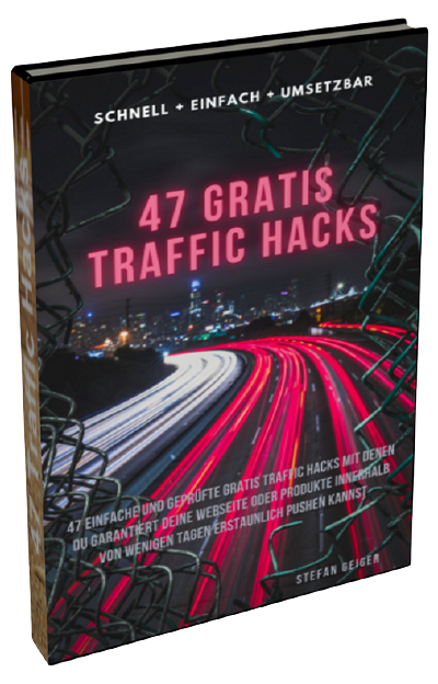 Gratis Report - 47 Traffic Hacks