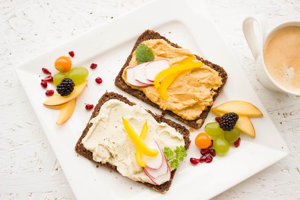 Gesunde Zwischenmahlzeit für schnelles und gesundes Zunehmen