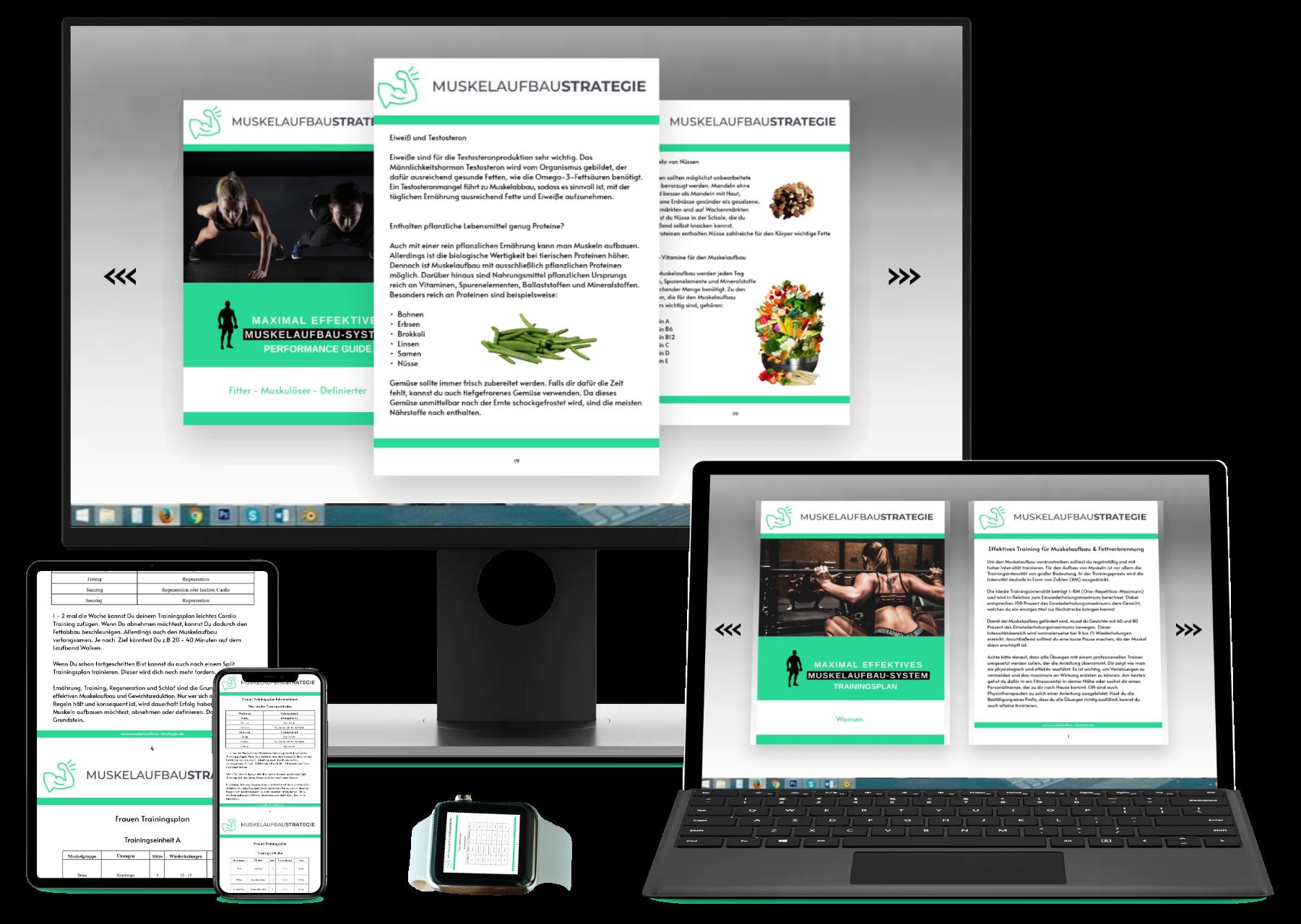 Fitnessprogramm, download
