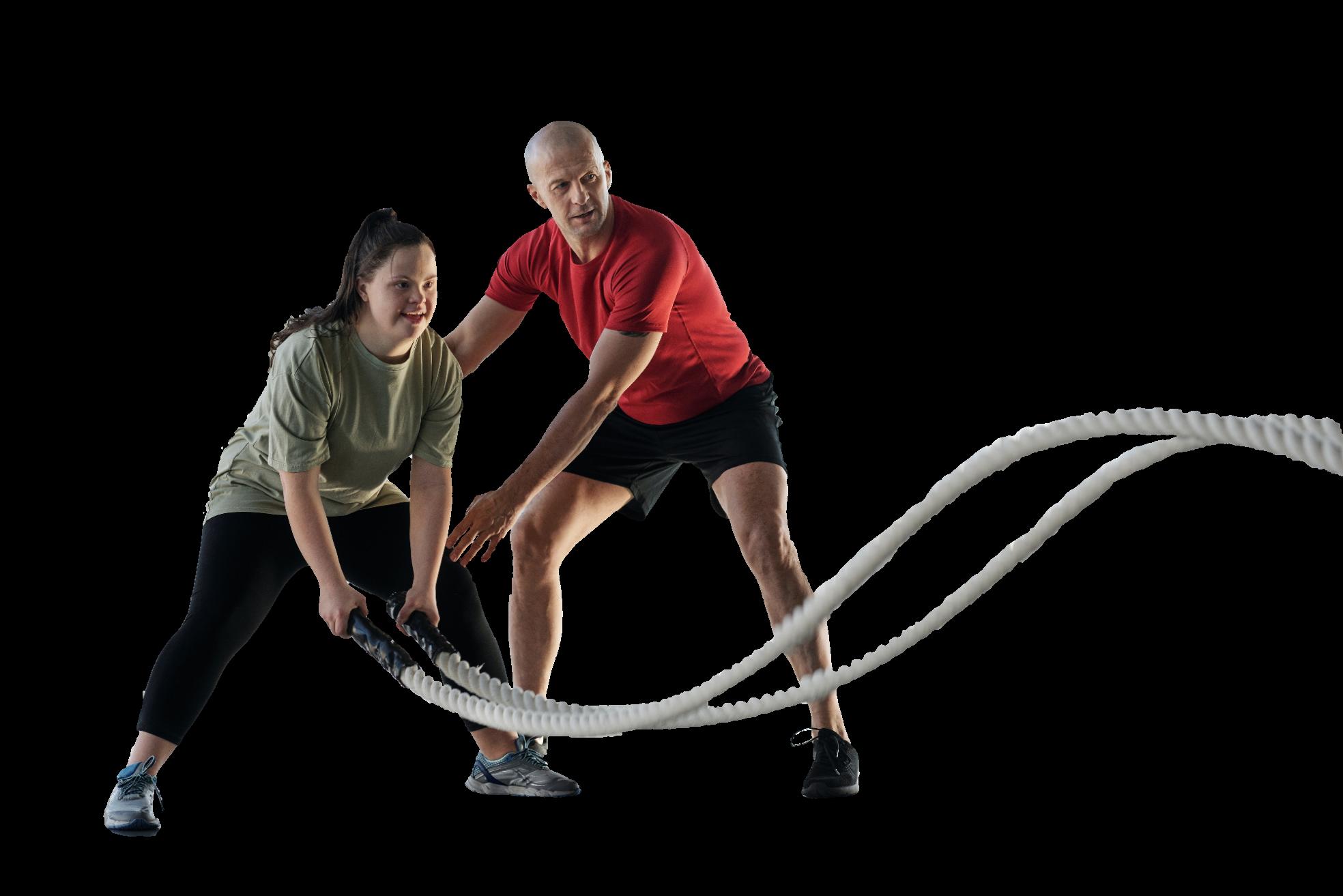 Fitnesstraining, zu hause, gym, outdoor