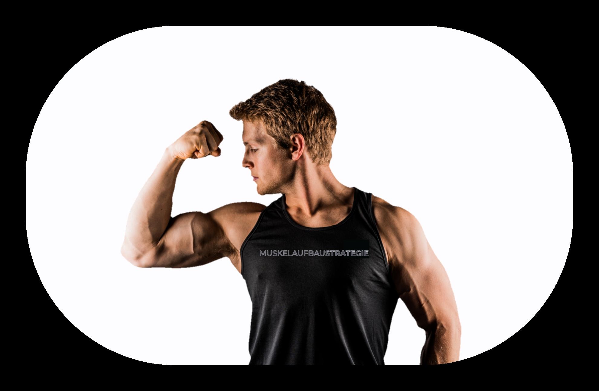 Muskelaufbau, Muskelaufbau Mann, Muskelaufbau Frau