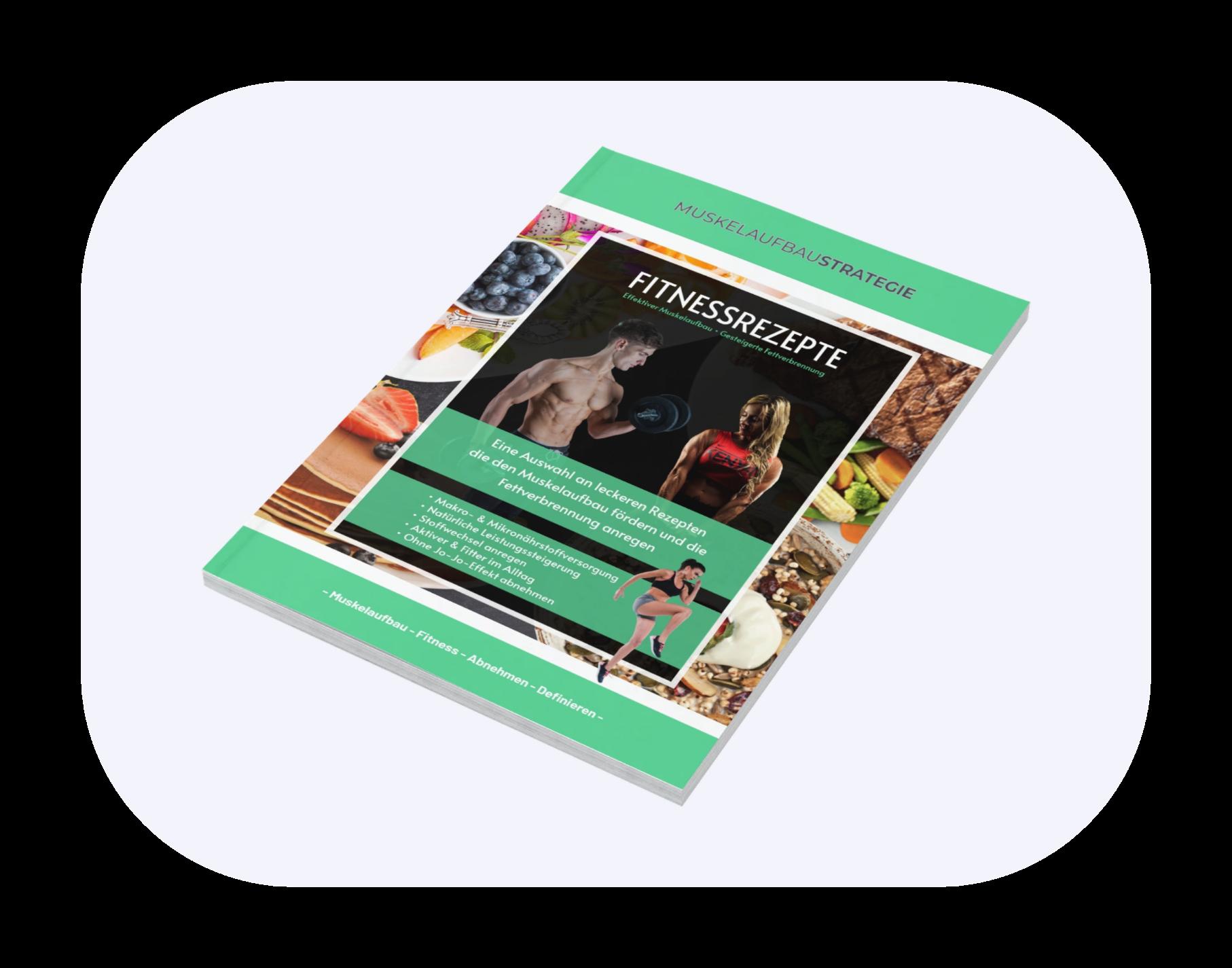 Muskelaufbau, Fitness, Trainingsplan